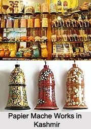 Material Crafts of Kashmir