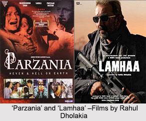 Rahul Dholakia, Indian Movie Director