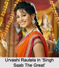 Urvashi Rautela, Indian Movie Actress