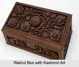 History of Industrial Crafts in Jammu and Kashmir