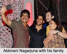 Akkineni Nagarjuna, Indian Movie Actor