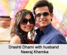 Drashti Dhami, Indian Television Actress