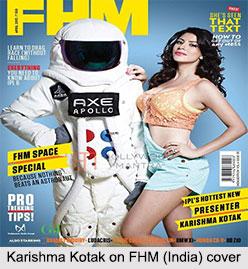 Karishma Kotak, Indian Model