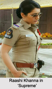 Raashi Khanna, Indian Movie Actress