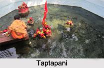 Hot Springs in Odisha