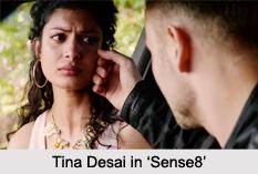 Tina Desai, Indian Actress