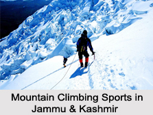 Adventure Sports in Jammu & Kashmir