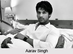 Aarav Singh, Indian Television Actor