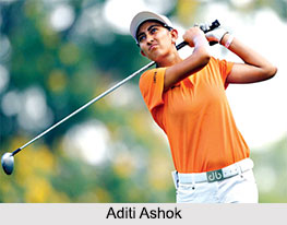 Aditi Ashok, Indian Golf Player