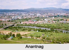 Anantnag, Anantnag District, Jammu and Kashmir