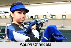 Apurvi Singh Chandela, Indian Shooter