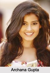 Archana Gupta, Indian Movie Actress