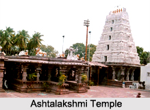Ashtalakshmi Temple, Hyderabad, Telangana
