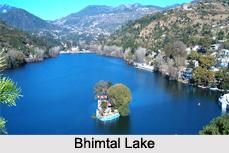 Bhimtal Lake, Bhimtal, Uttarakhand