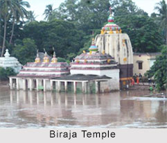 Biraja Temple, Jajpur District, Odisha