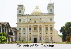Church of St. Cajetan, Goa