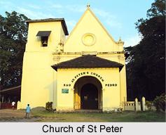Church of St. Peter, Bainguinim, Goa