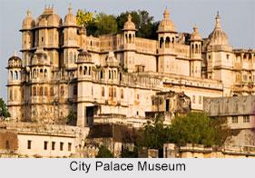 City Palace Museum, Udaipur, Rajasthan
