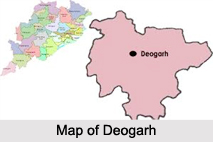 Deogarh, Deogarh district, Odisha