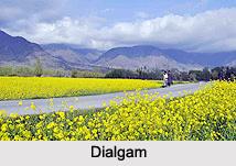 Dialgam, Anantnag District, Jammu and Kashmir