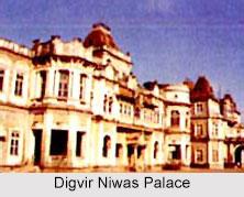 Digvir Niwas Palace, Vansda, Gujarat