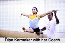 Dipa Karmakar, Indian Gymnast