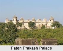 Fateh Prakash Palace, Chittorgarh, Rajasthan