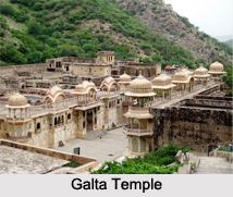 Galta Temple Complex, Jaipur