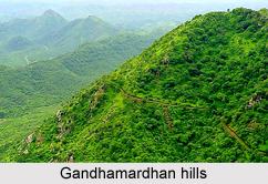 Gandhamardhan Hills, Odisha