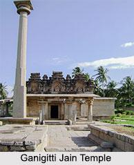 Ganigitti Jain Temple, Hampi, Karnataka