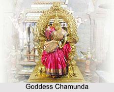 Goddess Chamunda, Mysore, Karnataka
