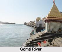 Gomti Temple, Dwarka, Gujarat