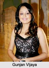 Gunjan Vijaya, Indian Television Actress