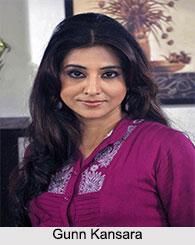 Gunn Kansara, Indian Television Actress