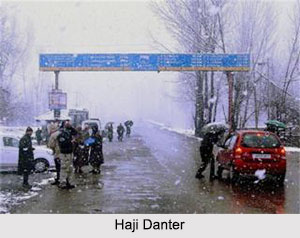 Haji Danter, Anantnag District, Jammu and Kashmir