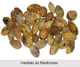 Use of Haritaki as Medicines, Classification of Medicine