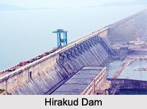 Hirakud Dam, Sambalpur District, Odisha