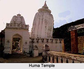 Huma Temple, Sambalpur District, Odisha