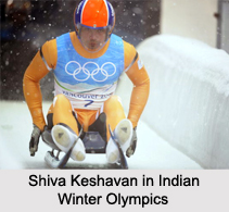 India in 2014 Winter Olympics