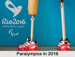 India in 2016 Paralympics