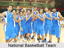 Indian National Basketball Team