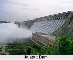 Jalaput Dam, Visakhapatnam District, Andhra Pradesh