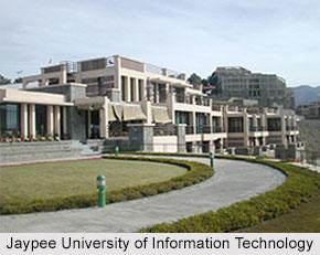 Jaypee University of Information Technology , Solan, Himachal Pradesh