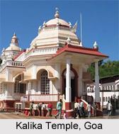 Kalika Temple, Goa