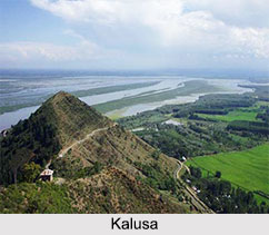 Kalusa, Bandipore District, Jammu and Kashmir