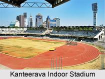Kanteerava Indoor Stadium, Bengaluru, Karnataka