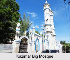 Kazimar Big Mosque, Madurai, Tamil Nadu
