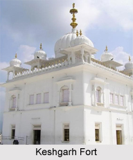 Keshgarh Fort, Punjab
