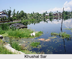 Khushal Sar, Srinagar District, Jammu and Kashmir