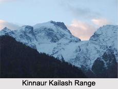 Kinnaur Kailash Range, Kinnaur, Himachal Pradesh